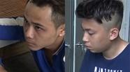 Hai tên cướp giật túi xách chứa điện thoại hơn 200 triệu đồng
