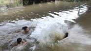Đi tập bơi, một nam sinh ở Nghệ An bị đuối nước thương tâm  