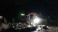 Tai nạn nghiêm trọng giữa ô tô khách và xe tải làm 3 người chết, 31 người bị thương