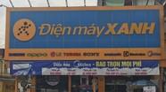 Siêu thị Điện Máy Xanh, Media Mart tại Nam Đàn bị xử phạt vì không chấp hành lệnh đóng cửa