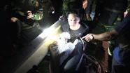 Bắt nam thanh niên người Nghệ vận chuyển lượng ma túy lớn để lấy tiền công