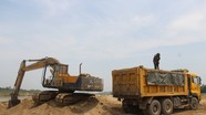 Hiệp hội cát sạn Đô Lương từ chối bán hàng cho các xe quá tải