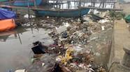 Báo động ô nhiễm ở cảng cá Lạch Vạn