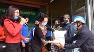 Chương trình ATM gạo hỗ trợ người nghèo tại Yên Thành