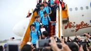 Trực tiếp: Lễ đón đội tuyển U23 Việt Nam tại Hà Nội