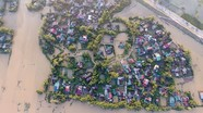 Nghệ An: Cảnh báo lũ và ngập úng tại 4 địa phương