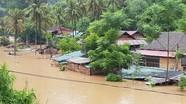 Cập nhật tin lũ khẩn cấp trên thượng nguồn sông Cả (Nghệ An)