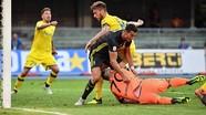 Juventus thắng nhọc khi Ronaldo ra mắt Serie A