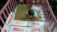 Cô giáo Hà Nội dạy tiếng Anh cho con từ khi mới chào đời