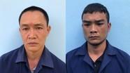 Hành trình sa lưới của 2 đối tượng trộm các hiệu vàng xuyên quốc gia