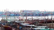 Nghệ An cấm tàu thuyền ra khơi trong áp thấp nhiệt đới