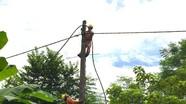 Bức bách vấn đề phủ điện lưới quốc gia cho các bản vùng sâu ở Quỳ Châu