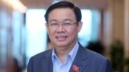 [Infographics] Chân dung tân Bí thư Thành ủy Hà Nội Vương Đình Huệ