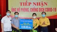 Ủy ban MTTQ tỉnh Nghệ An gửi thư cảm ơn các đơn vị, cá nhân ủng hộ phòng chống dịch Covid-19
