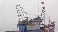 Một thuyền viên Nghệ An rơi xuống biển Vũng Tàu mất tích