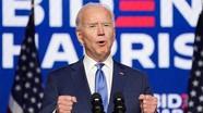 Truyền thông Mỹ: Ông Joe Biden đắc cử tổng thống