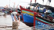 Nghệ An ra công điện khẩn cấm tàu thuyền ra khơi trong bão số 13