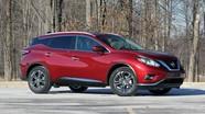 Nissan Murano 2018: Đẹp và cá tính