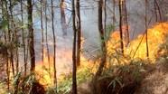 Huy động thêm hàng nghìn người dập lửa, cháy rừng ở Diễn Châu vẫn nguy cơ lan rộng
