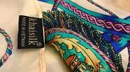 Bộ Công Thương khẳng định khăn lụa Khaisilk không có thành phần tơ tằm