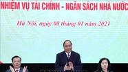 Thủ tướng Chính phủ dự, chỉ đạo hội nghị tổng kết ngành Tài chính