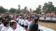 Về với lễ hội đền Nguyễn Xí