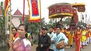 Lễ hội Đền Cả - nét đẹp văn hóa một vùng quê