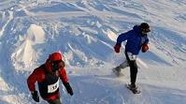 Chạy marathon trong cái lạnh -32 độ C