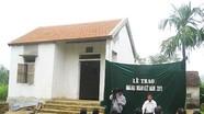 Đô Lương: Bàn giao nhà Đại đoàn kết tại xã Bồi Sơn