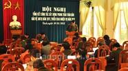 BCĐ toàn dân bảo vệ ANTQ tỉnh triển khai nhiệm vụ năm 2012