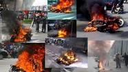 Bộ Công an: Có hiện tượng xe cháy vì động cơ