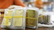 Cấm mang vàng miếng, vàng nguyên liệu khi xuất, nhập cảnh