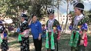 Phong tục Tết của người Mông ở Kỳ Sơn