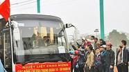Thành phố Vinh: Tổ chức giao nhận quân đợt 1 - 2013