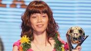 Các danh hiệu của bóng đá ĐNÁ 2012: Vinh danh ĐT nữ Việt Nam và thủ môn Kiều Trinh