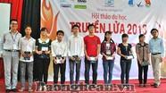 Truyền lửa du học cho giới trẻ Nghệ An, Hà Tĩnh