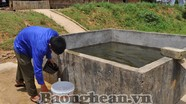 Khó hoàn thành mục tiêu nước sạch nông thôn