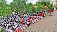 Trường THPT Phạm Hồng Thái đón nhận danh hiệu đạt chuẩn Quốc gia
