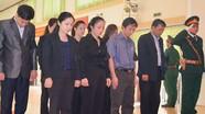 CB, PV Báo Nghệ An tưởng niệm Đại tướng Võ Nguyên Giáp