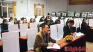 Báo Nghệ An: Tập huấn công tác bảo vệ bí mật nhà nước