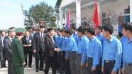 Chủ tịch nước Trương Tấn Sang thăm Đội quy tập tại Lào