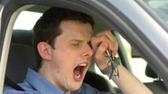 Các mẹo để tránh ngủ gật khi lái xe ô tô