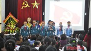 Giao lưu tìm hiểu lịch sử Đảng và phong trào Xô viết Nghệ Tĩnh