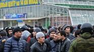 Nga đóng cửa chợ Sadovod có đông người Việt buôn bán