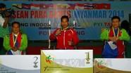 Lê Văn Công tái lập kỷ lục thế giới ở Para Games 7