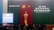 Quán triệt, triển khai thực hiện Nghị quyết Trung ương 8 (khóa XI)