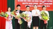 Trường THPT chuyên Phan Bội Châu vinh danh học sinh đạt thành tích xuất sắc