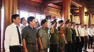 Khánh thành Nhà tưởng niệm đồng chí Phùng Chí Kiên