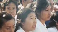 Video màu quý hiếm về Quốc tang Chủ tịch Hồ Chí Minh