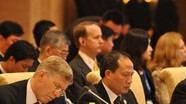 Việt Nam trình bày tham luận tại hội nghị bộ trưởng năng lượng APEC